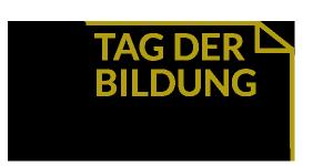 Logo Tag der Bildung